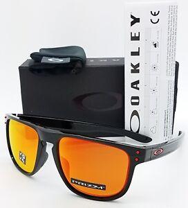 55455933cb NEW Oakley Holbrook R sunglasses Black Prizm Ruby Polarized 9377 ...