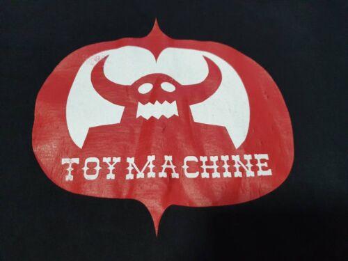 Rare Toy Machine Tshirt Vintage 90s Ed Templeton H