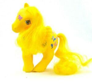 My-Little-Pony-Vintage-Twice-As-Fancy-TAF-Dancing-Butterflies-G1-MLP-Yellow