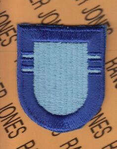 Verzamelingen 502ND INFANTRY REGT BERET FLASH Overig US ARMY 2ND BN