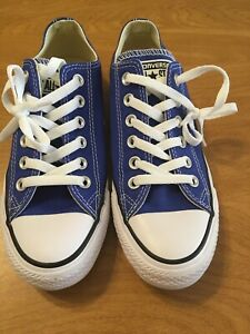 Ox Sneakers Dark Blue \u0026 White Youth