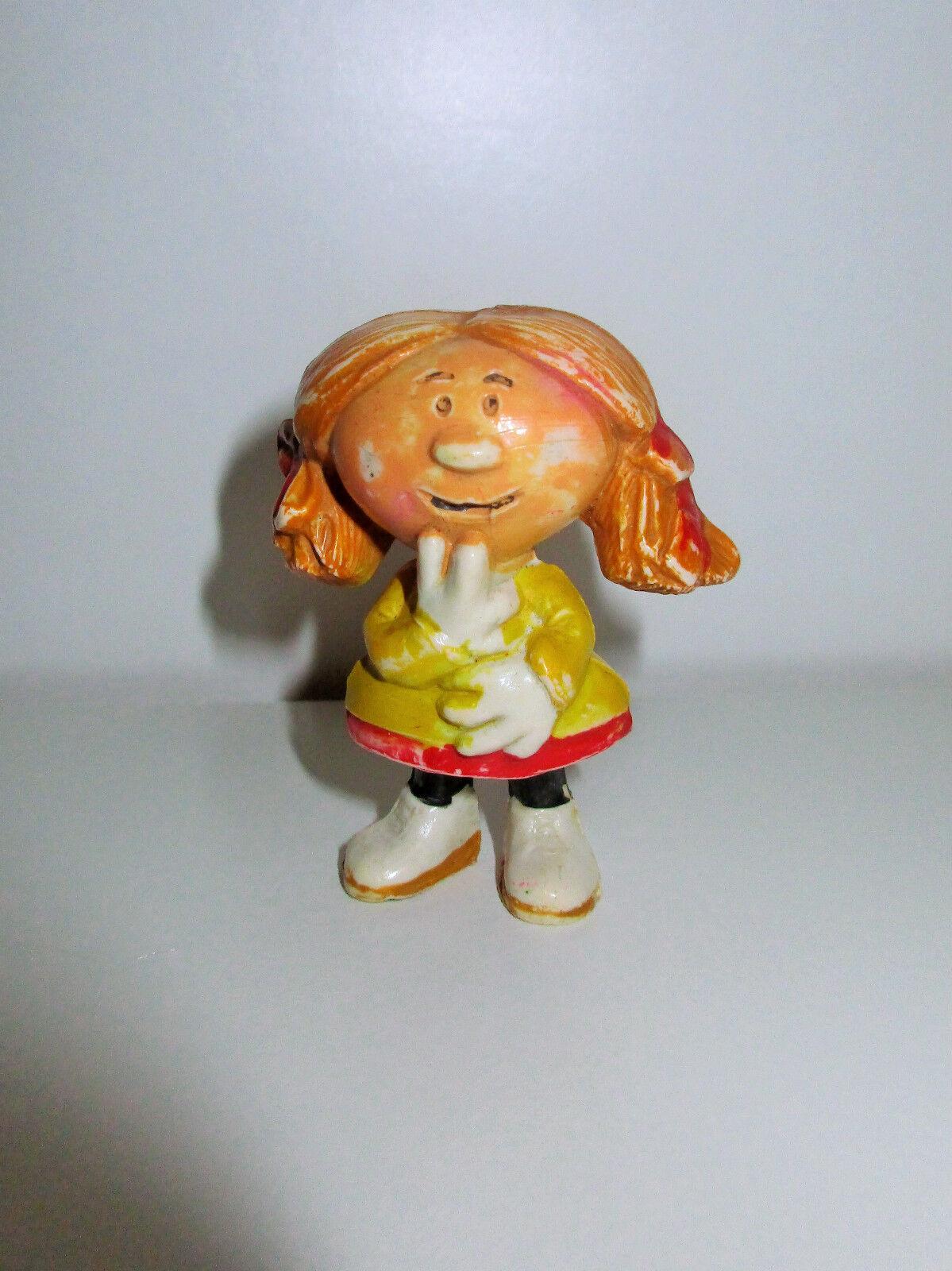 Le Manège enchanté , figurine Jim Coralie (5x4cm)