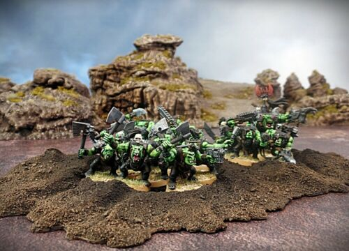 40K D/&D 3D printed scatter terrain Tabletop Wargaming Double Blast Crater