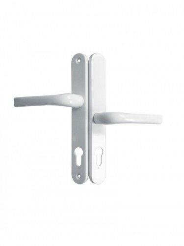Hoppe Upvc,Composite  Door Handles Offset PZ92//62