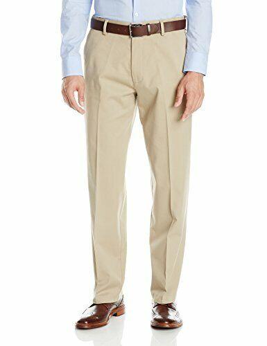 Dockers Men/'s Comfort Khaki Stretch Relaxed-fit Fl Choose SZ//color