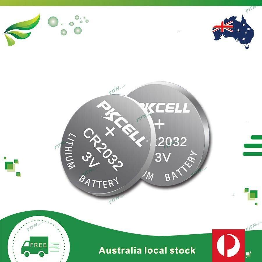 PKCELL button coin battery CR1620 CR1632 CR 2016 CR2025 CR2032 CR2430 CR2450