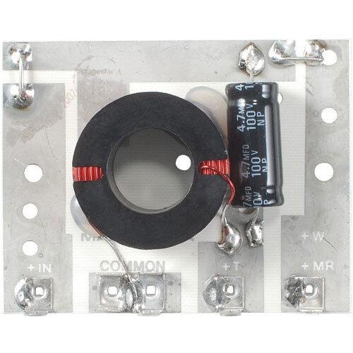 Crossover High-Pass 8 Ohm 3,000 Hz 100W