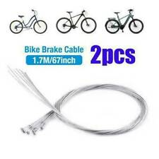 Starting 1m YELLOW New DRIVING FORCE Outer Bicycle Brake Cable Any Length