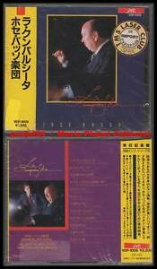 JOSE-BASSO-034-La-Cumparsita-034-CD-Japonais-Tango-NEUF