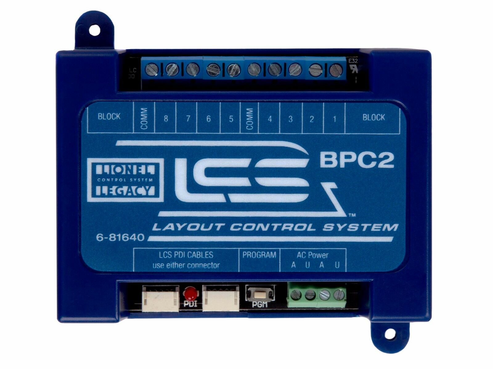 Calibrador O - - Lionel-Legacy LC BPC2