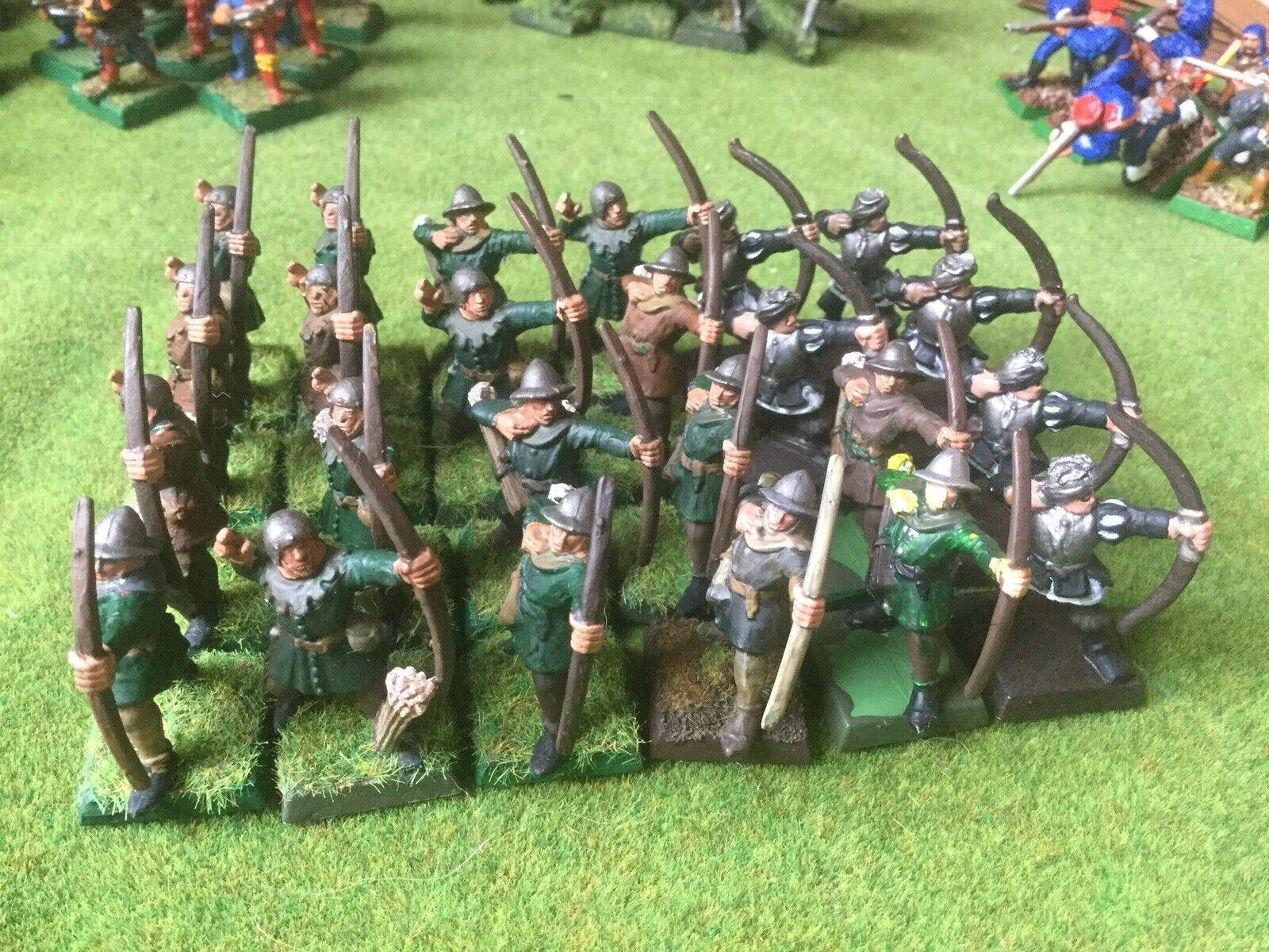 Warhammer - The Empire - 24x Archers (REF 2) - Exc Con