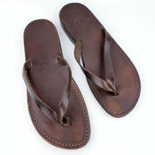 Jerusalem Sandals Jaffa Men's Thong Leather Sandal