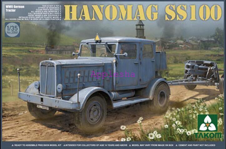 Takom 2068 1 35 Hanomag SS100