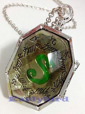 Harry Potter Necklace Harry Potter Horcrux Locket Necklace