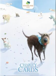 Box-of-12-Toby-Dog-Woodland-Trust-Charity-Christmas-Cards-Boxed