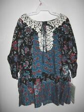 Toddler Girl; 2T Bonnie Jean™ BoHo Hippie Dress