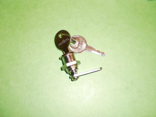 Southco Compact Mini Cam Lock CM-9-1C109-21B-KA  2 Keys per Lock NEW!