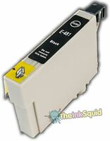 1 Black TO481 T0481 non-oem Ink Cartridge for Epson Stylus RX500 RX 500 Printer