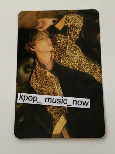 TAEMIN OFFICIAL rare ALBUM PHOTOCARD WANT MORE VERSION SHINEE kihno cd 1st mini