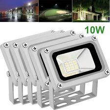 5 X 10W LED Flood Light Waterproof Spotlight Outdoor Garden Yard Wall Lamp 12V