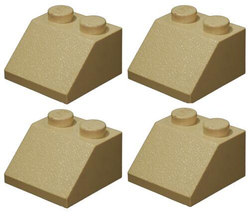 Manca il mattoncino LEGO 3039 tan x 4 inclinazione Mattone 45 2 x 2