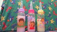 Adult Dora The Explorer Baby Bottle And Nipple For Big Baby