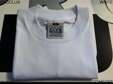 NEW PROCLUB DryPRO T-SHIRT TEE PLAIN Gray Pro Club S-7XL 1PC