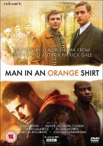 Man-in-an-Orange-Shirt-DVD-2017-Julian-Morris-cert-15-NEW-Amazing-Value