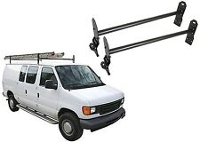 Highland 2006200 Black Heavy Duty Gutter Ladder Rack System New Free Shipping