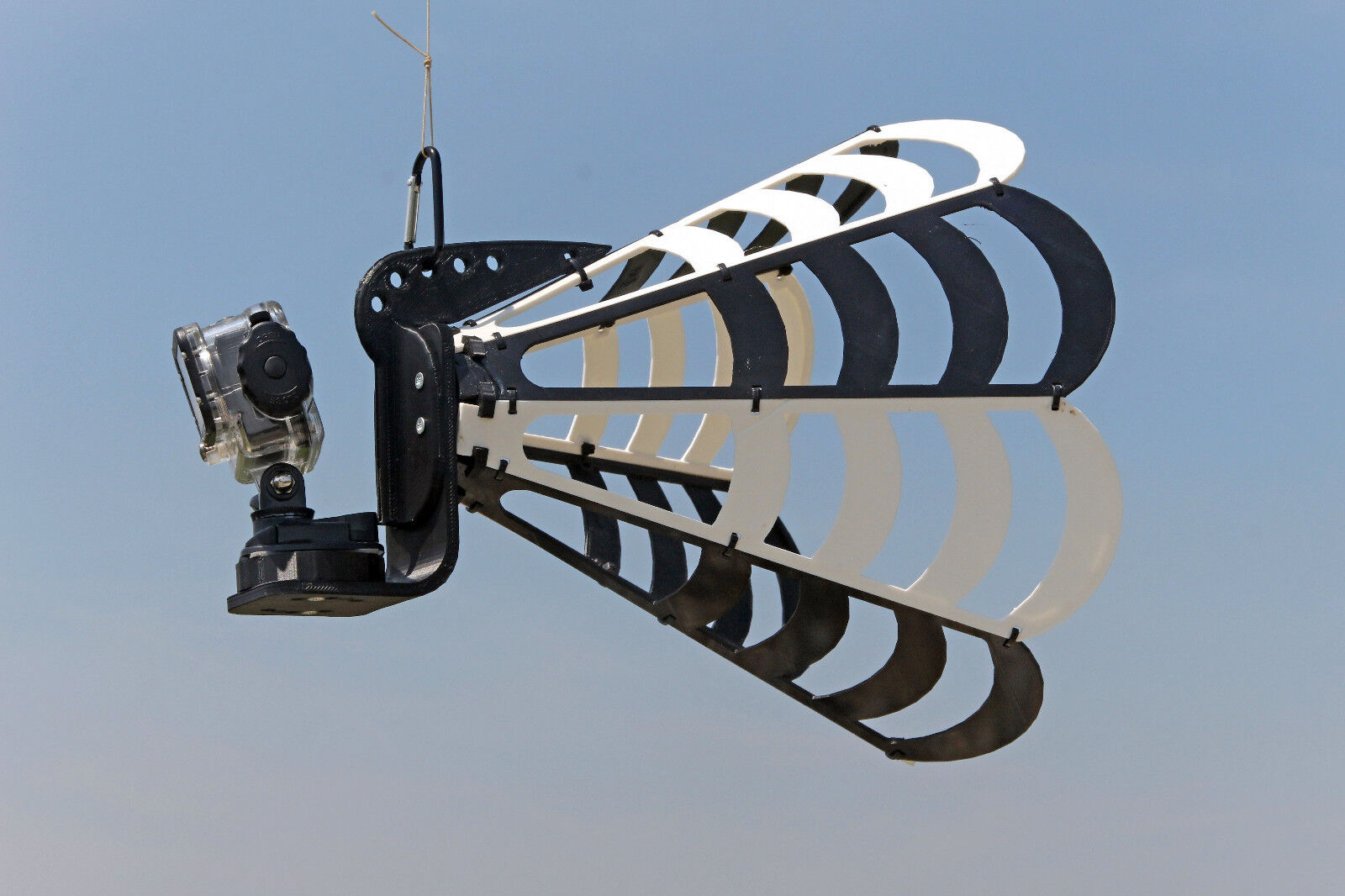 Spider v4  chase cam for Paragliding Paramotor PPG