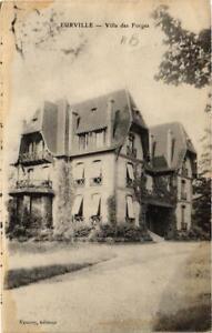 CPA EURVILLE Villa des Forges (616324)