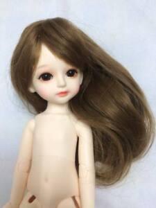 Face Up Resin Figure 1//6 BJD Resin Little Doll Cute Doll Free Eyes
