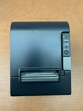 Epson Tm T88iv Pos Thermal Receipt Printer M129h No Power Cable