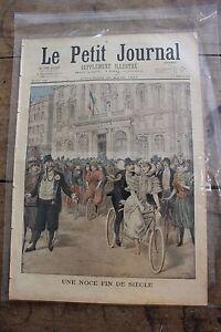 Petit-journal-illustre-N-332-1897-Noce-fin-de-siecle-Victoire-Francaise-Algerie