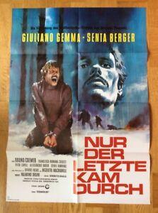 Nur-der-Letzte-kam-durch-Kinoplakat-72-Giuliano-Gemma-Senta-Berger