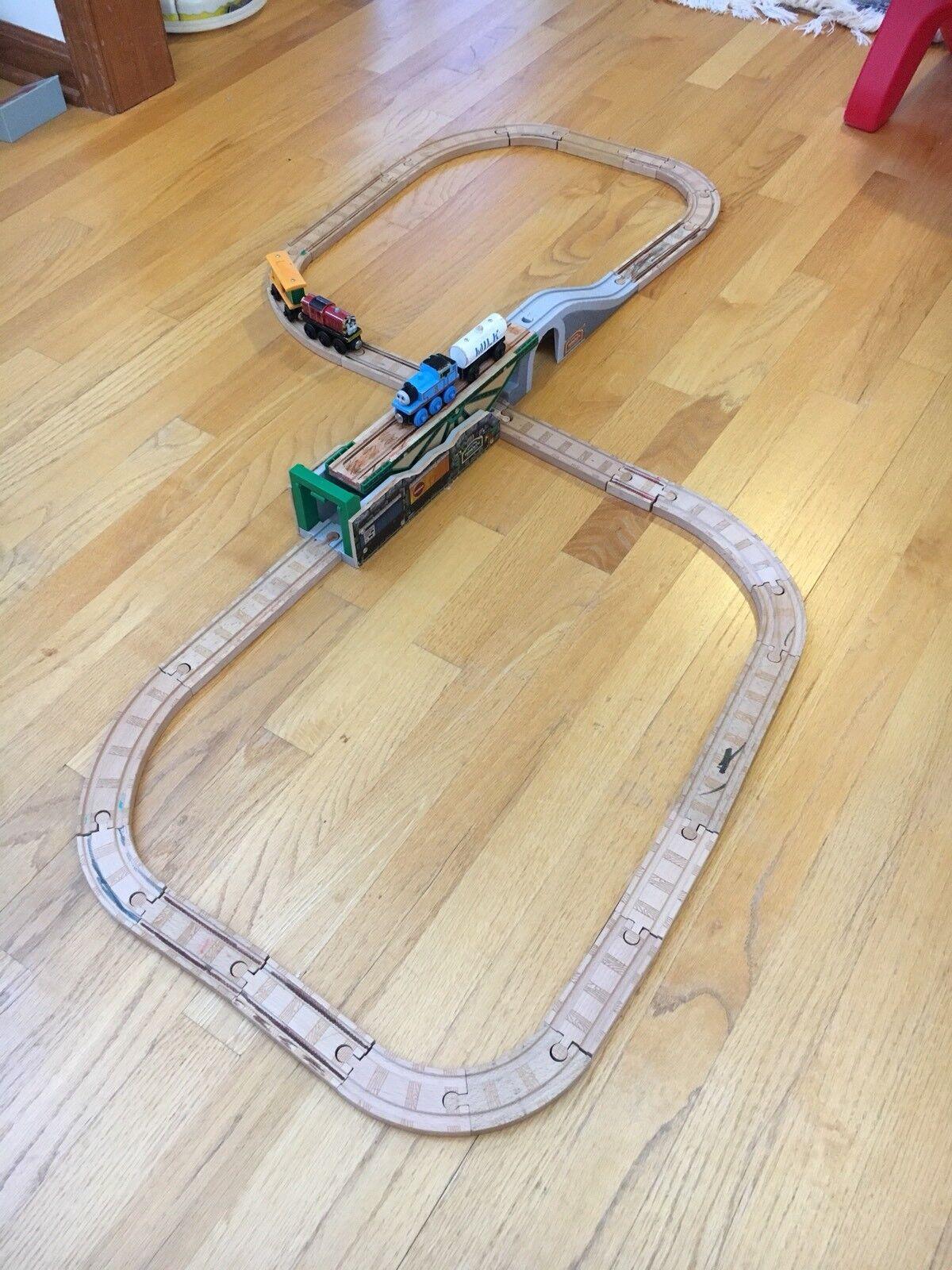 Thomas & Friends Wooden Railway, Tipping Tidmouth Bridge