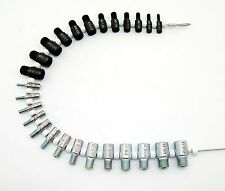 Combination Metric & Inch Fastener SWTC-26 Nut And Bolt Thread Checker - US Made