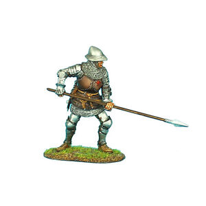 MED007 English Man-at-Arms with Spear by First Legion