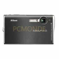 Nikon Coolpix S7c 7MP Digital Camera with 3x Optical Zoom (25552)