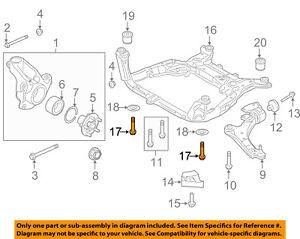 image is loading land-rover-oem-range-rover-evoque-front-suspension-