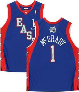 Tracy-McGrady-Orlando-Magic-Signed-Blue-2004-M-amp-N-All-Star-Authentic-Jersey