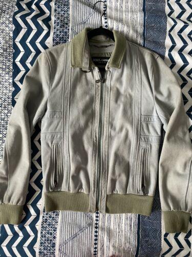dolce gabbana jacket men