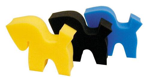 1,60 Stk.-10 x Schwamm Pferdchen farblich sortiert Pferdeschwamm Putzzeug