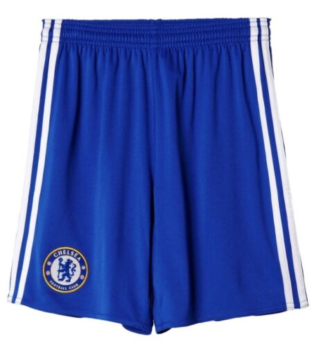 Adidas FC Chelsea London Home Shorts 2016 2017 Bllue White all sizes new