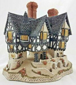 David-Winter-Cottages-Falstaff-Manor-1986-Numbered-7511