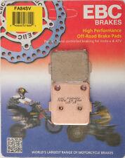 EBC BRAKE PADS Fits: Honda CR80RB Expert,TRX250EX Sportrax,TRX300EX Sportrax,TRX