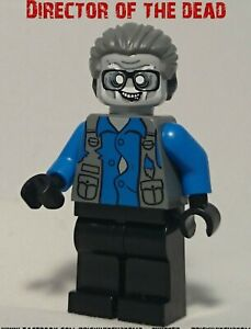 Day of the Dead custom printed zombie George A Romero inspired Minifigure