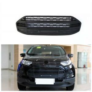 Details About Black Front Bumper Lower Grill Grille Replace Trim For Ford Ecosport