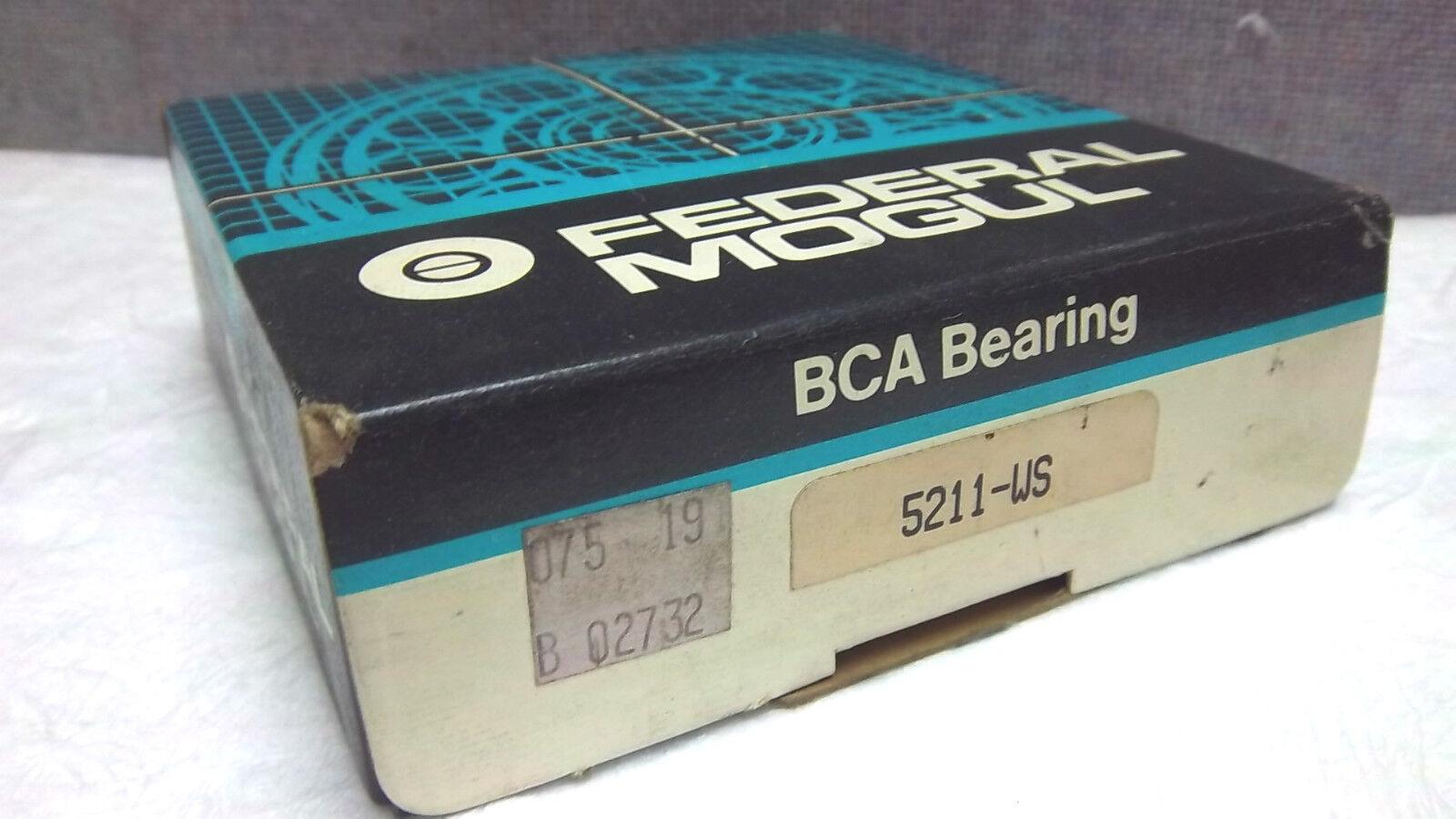 5211WL BCA New Double Row Ball Bearing