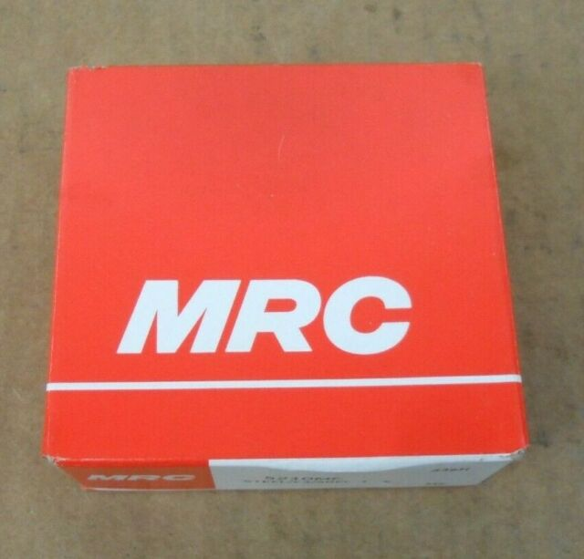 NEW MRC 5210 MG DOUBLE ROW BEARING W// SNAP RING 50 MM X 90 MM X 30 MM 2 AVAIL